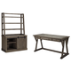 Luxenford Home Office Desk and Storage