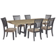 Baylow Dining Table and 6 Chairs