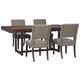 Starmore Dining Table and 4 Chairs