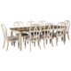 Realyn Dining Table and 8 Chairs