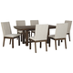 Dellbeck Dining Table and 6 Chairs