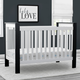 Delta Children Miles 4-in-1 Convertible Crib