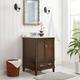 "Rectangular Rosemary 24"" Bathroom Vanity"