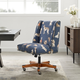 Draper Dog Print Office Chair