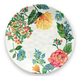 Melamine Garden Floral Dinner Plate (Set of 6)