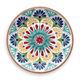 Melamine Rio Medallion Dinner Plate (Set of 6)