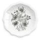 Melamine Farmhouse Botanical Appetizer Plate (Set of 6)