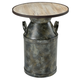 Modern Spacious Skies Accent Table