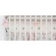 My Baby Sam Olivia Rose Crib Sheet