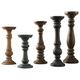 Carston Candle Holder (Set of 5)