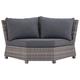 Salem Beach Corner Chair with Cushion
