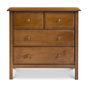 Davinci Autumn 4 Drawer Dresser