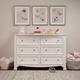 Davinci Kalani 6 Drawer Double Wide Dresser