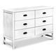 Davinci Fairway 6 Drawer Double Dresser