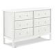 Davinci Jayden 6 Drawer Double Wide Dresser