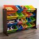 Kids Forest Extra Large Toy Storage Organizer with 20 Bins