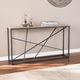 Home Accent Coulter Faux Marble Console Table