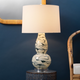 Double Gourd Elodie Table Lamp