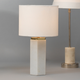 Marble Lexi Table Lamp