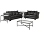 Betrillo Sofa and Loveseat with Coffee Table and 2 End Tables