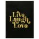 Home Accents Live Laugh Love Canvas Art
