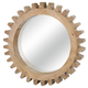 Home Accents Gear Shaped Mirror