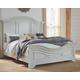 Teganville Queen Panel Bed