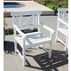 Vifah Bradley Outdoor Garden Armchair