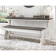 Braelow Dining Table and Bench (Set of 2)