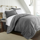 Microfiber Twin 8-Piece Bed in a Bag