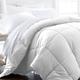 Microfiber Full/Queen Premium Down Alternative Comforter