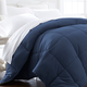 Microfiber Twin/Twin XL Premium Down Alternative Comforter