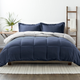 Reversible Twin/Twin XL Down Alternative Comforter