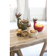 Home Accents Deer Bowl (Set of 3)