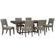 Starmore Dining Table and 6 Chairs