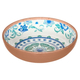 Tarhong Rio Turquoise Floral Bowl (Set of 6)