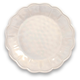 Tarhong Saville Scallop Oyster Luster Dinner Plate (Set of 6)