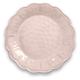 Tarhong Saville Scallop Pearl Blush Dinner Plate (Set of 6)