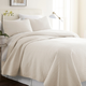 Herring Patterned 3-Piece King/California King Quilted Coverlet Set