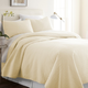 Herring Patterned 3-Piece Twin/Twin XL Quilted Coverlet Set