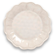 Tarhong Saville Scallop Oyster Luster Salad Plate (Set of 6)
