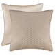 Quilted Square Euro Sham
