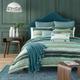 Striped 3-Piece Full/Queen Comforter Set
