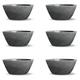 Tarhong Potters Reactive Glaze Bowl (Set of 6)