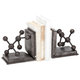 Home Accents Molecule Bookend (Set of 2)