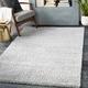 Machine Woven Deluxe Shag 2' x 3' Doormat