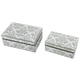 Home Accents Jewelry Box (Set of 2)
