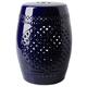 Ceramic Auburndale 12.8 x 12.8 x 18.1 Stool
