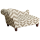 Kinfine HomePop Decorative Pet Bed Chaise Lounger