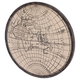 Home Accents World Map Wall Art